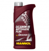 Масло Dexron III Mannol ATF Automatic, 1л