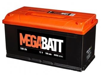 Купить Аккумулятор 100Ач пр. Megabatt L5 в Белгороде — цена, отзывы